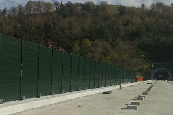 Barrera   Barrier   anti ruido   soundproofing 2