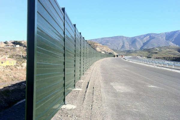 Barrera   Barrier   anti ruido   soundproofing 1