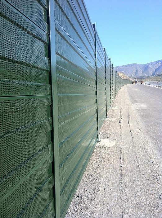 Barrera   Barrier   anti ruido   soundproofing 7