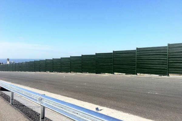 Barrera   Barrier   anti ruido   soundproofing 8