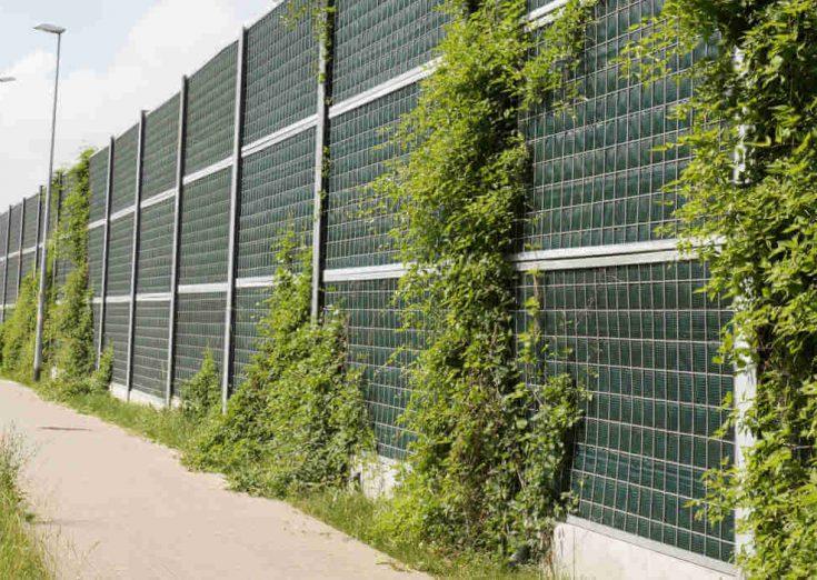 Pantalla acústica | Vegetal | Insametal | Villarrubia | Ciudad Real | Panel Acústico