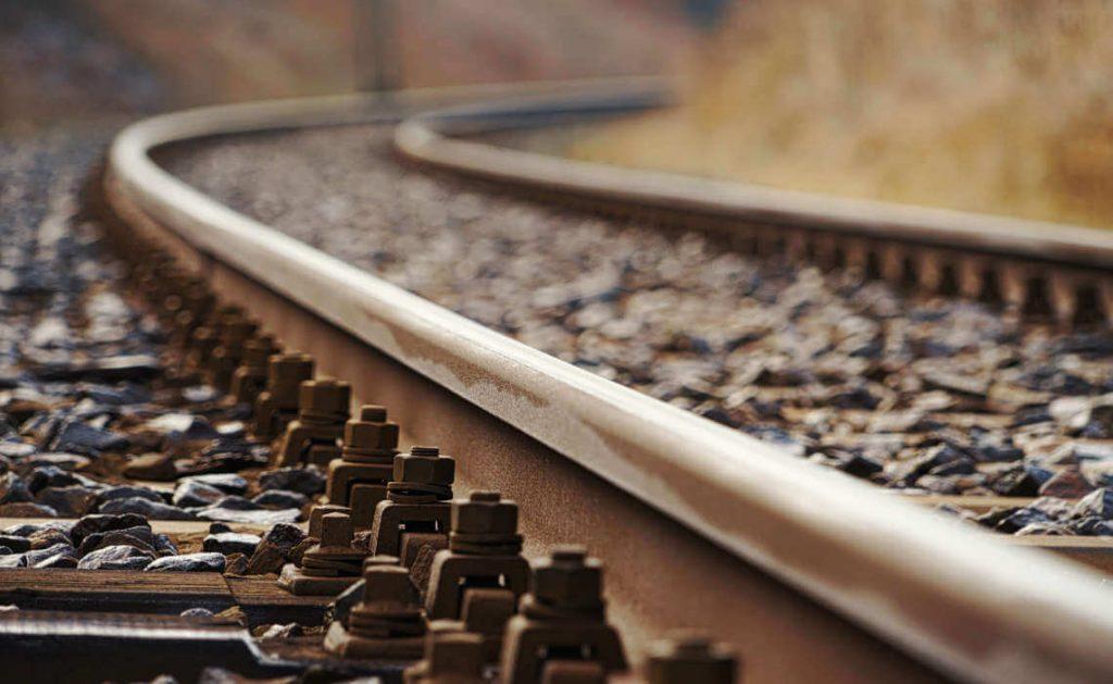 Construcción   Construction   Fence   Detector de caída de objetos   Insametal   ADIF   Ferrocarril